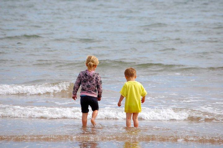 #Snap Happy Brit Mums – Sea