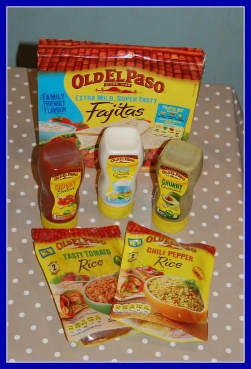 A Mexican feast with Old el Paso – Review