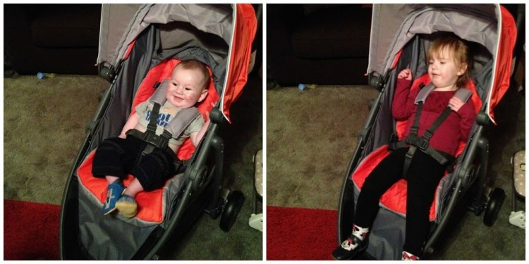 Guest Post – Life with the Graco Evo Mini by Mummy and the Chunks