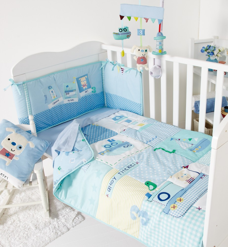 Boat Baby Bedding Sets