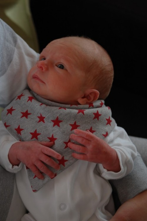 Keeping it clean with a Babble Bib – Review