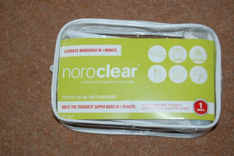 Fighting germs with Noroclear – Review and Discount offer