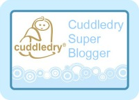 We are Cuddledry Super Bloggers!