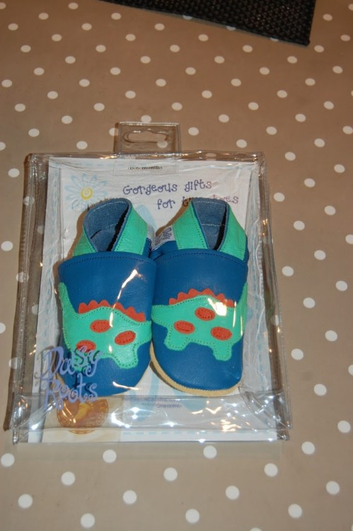 Cosy toes with Daisy Roots – review