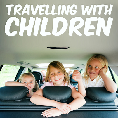 Travelling with Children – Guest post for Nursery Value