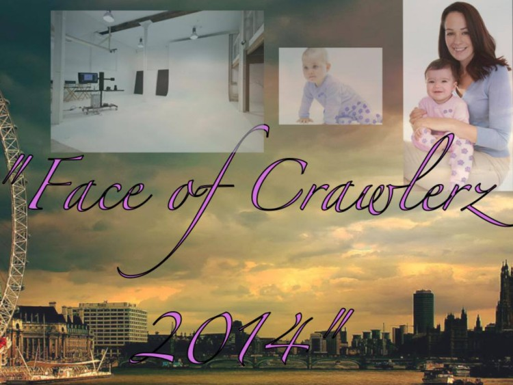 Face of Crawlerz 2014 competition – is your little one a star?