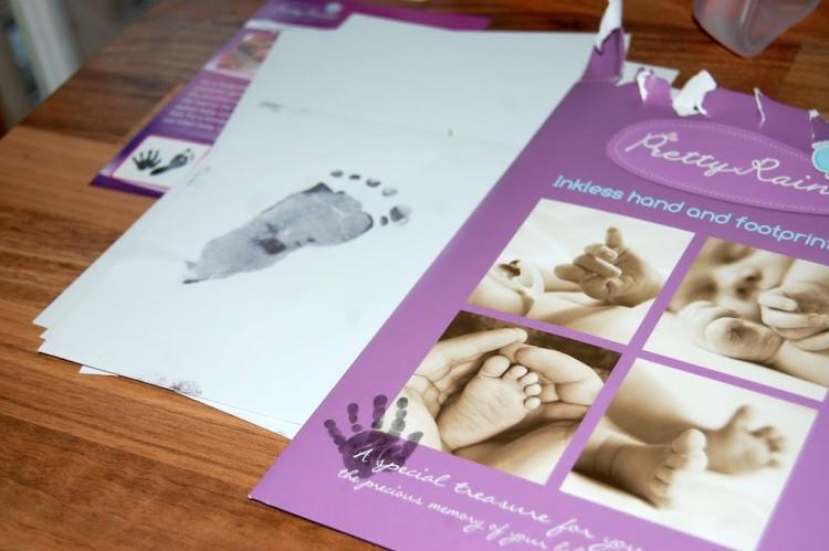 Pretty Raine Inkless Print Kit – review