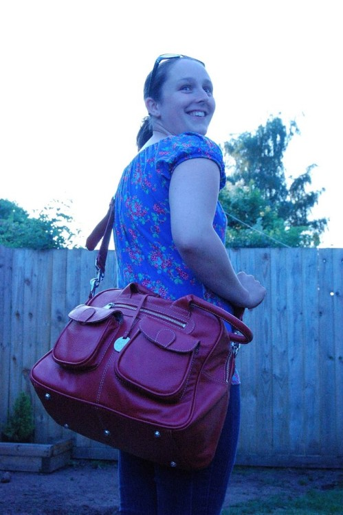Style it up with the Lin & Leo bag – Challenge 2