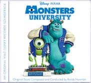 What the kids think of the Monsters University Soundtrack – Review
