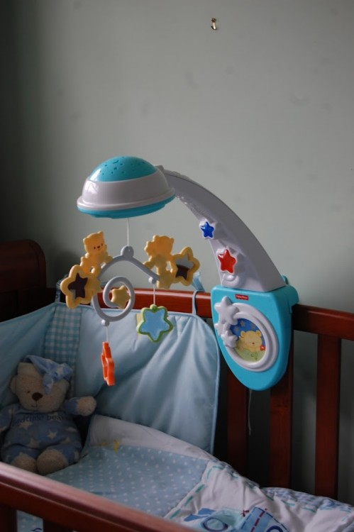 Fisher Price Starlight mobile – review