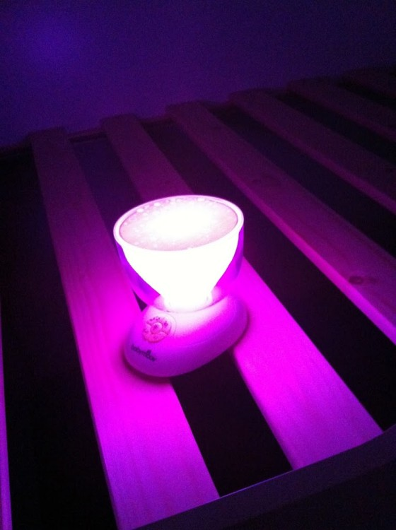 Babymoov Project Night Light – review and competition