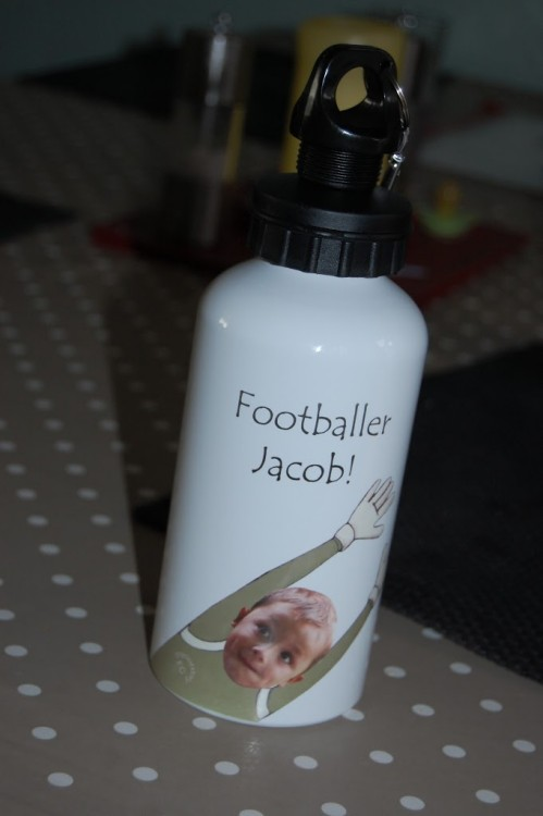 It's Your Story personalised water bottle – review