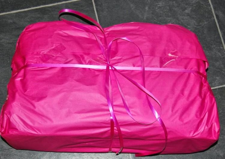 Pink Lining changing bag – review
