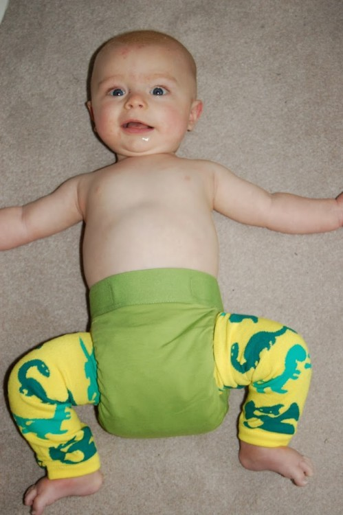 Nappykind baby legwarmers – review and giveaway