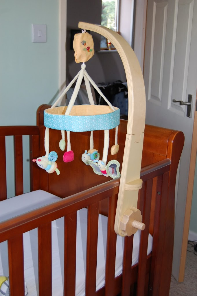 Little Bird Told Me Luxury Cot Mobile Review Family Fever