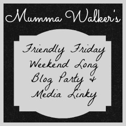 Friendly Friday blog hop – I'm a featured blogger again!