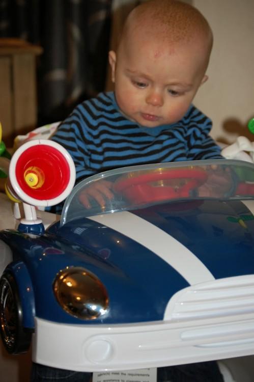 Petite Star car walker review
