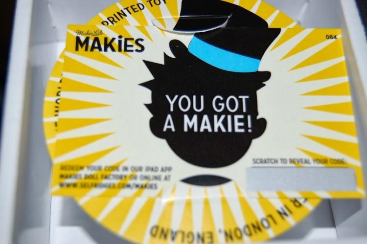 Making a Makie