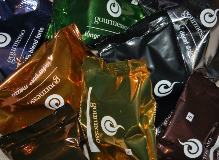 Gourmesso coffee capsules giveaway