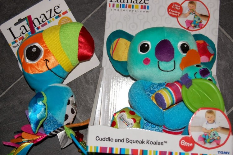Lamaze Play and Grow review