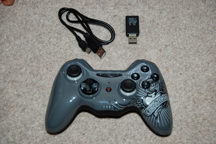 Gioteck PS3 controller review and giveaway