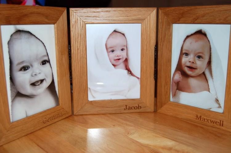 Hugo's workshop photo frame review