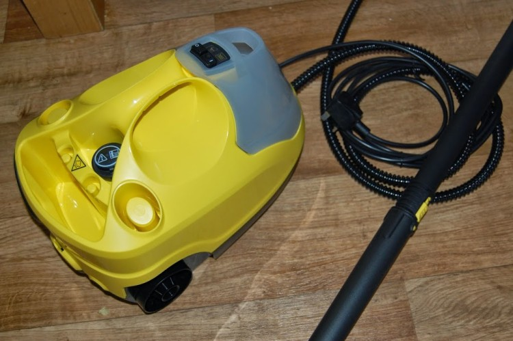 Karcher SC2 500C Steam Cleaner review