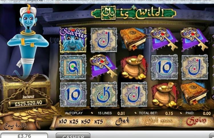 888 Ladies Millionaire Genie game review