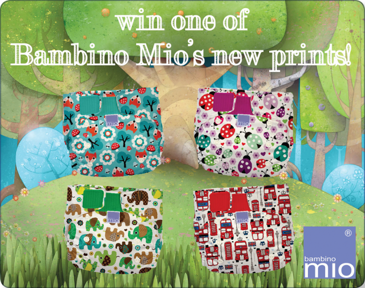 Real Nappy Week competition – win a Bambino Mio nappy