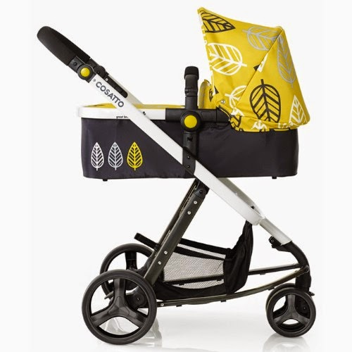 Giveaway – win a Cosatto Giggle pushchair in Oaker
