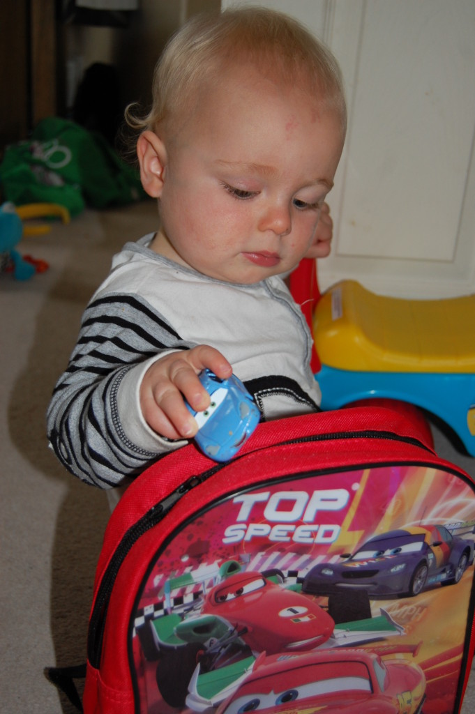 Preparing for nursery