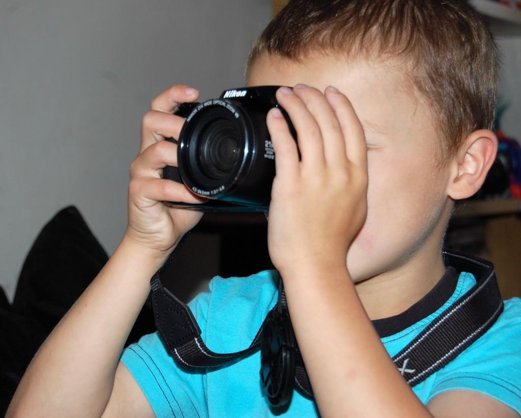 Duracell & Nikon camera review