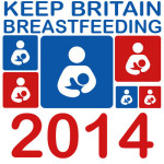 Keep Britain Breastfeeding 2014