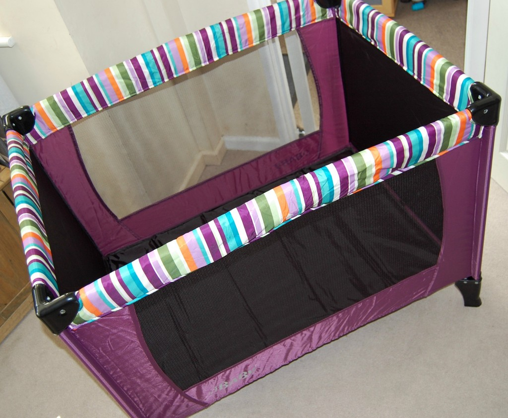 Kiddicare travel cot review