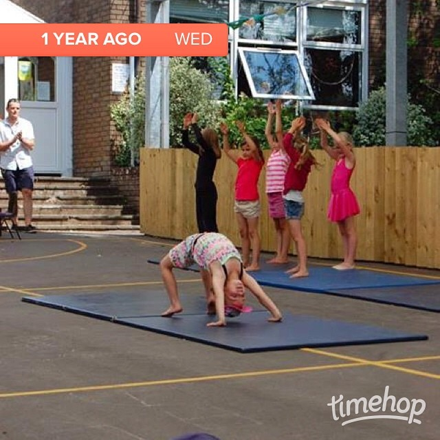 Bendy Gemma! #timehop