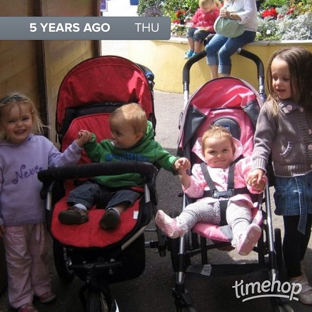 Awwww cuties!  #timehop