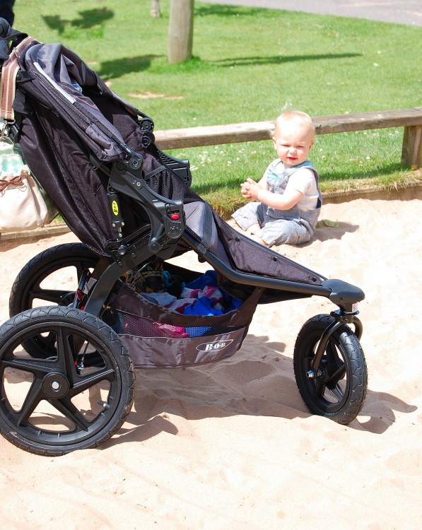 BOB Revolution Pro review at the World of Country Life