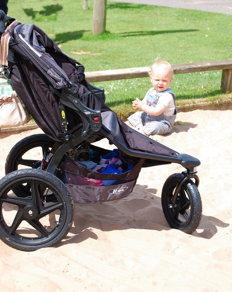 Britax B.O.B Revolution Pro review