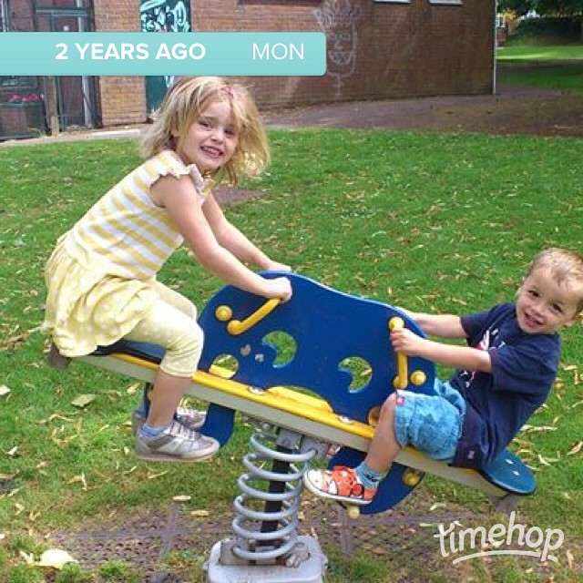 They look so little! #timehop