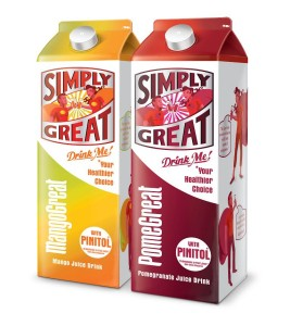 Simply Great juice