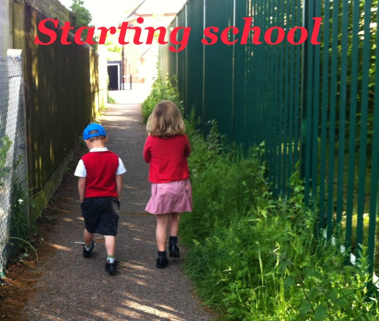 Helping your child settle into school
