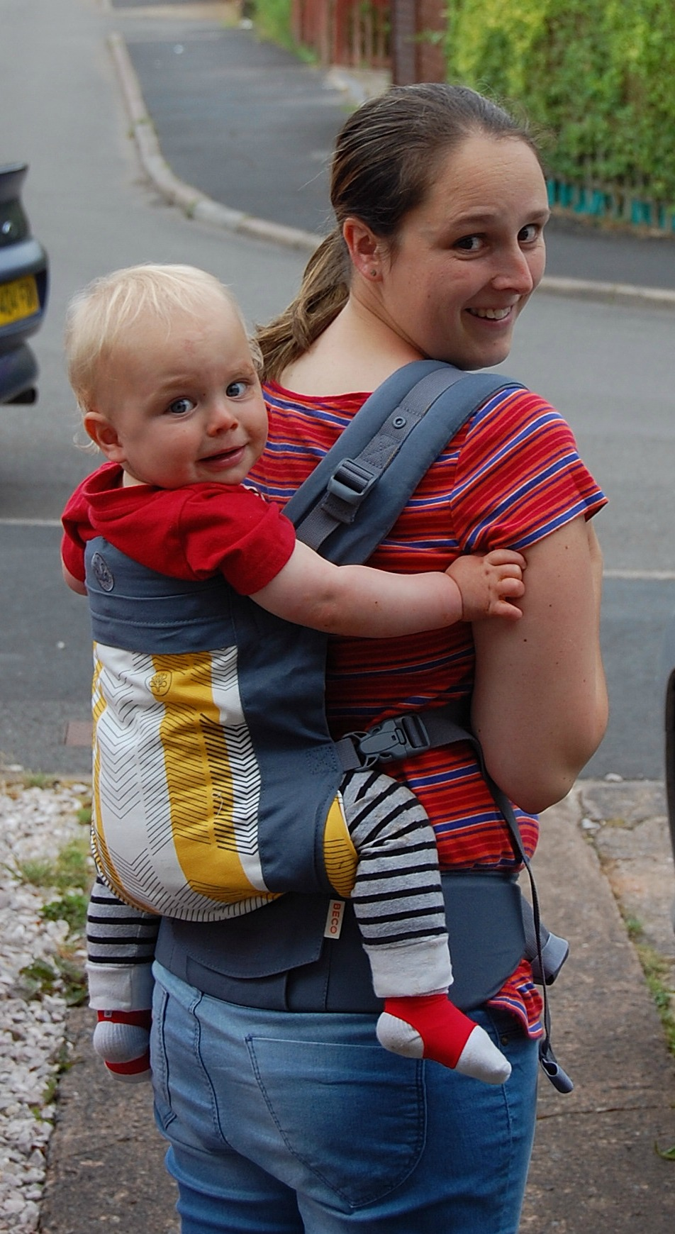 1ff3fda184a Beco Soleil baby carrier review - Family Fever