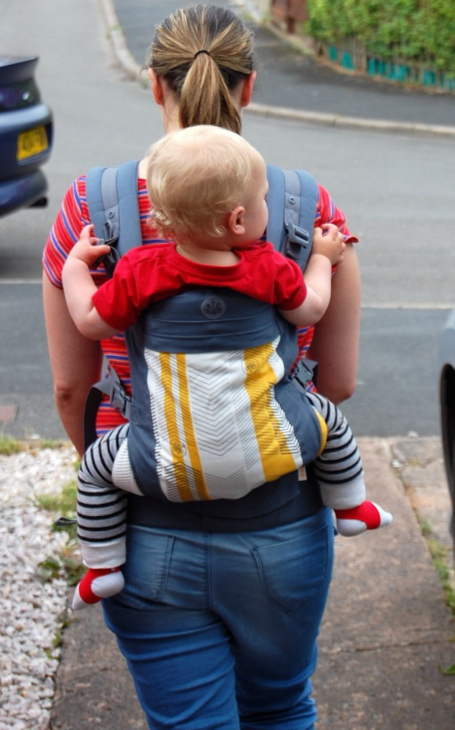 Beco Soleil baby carrier review