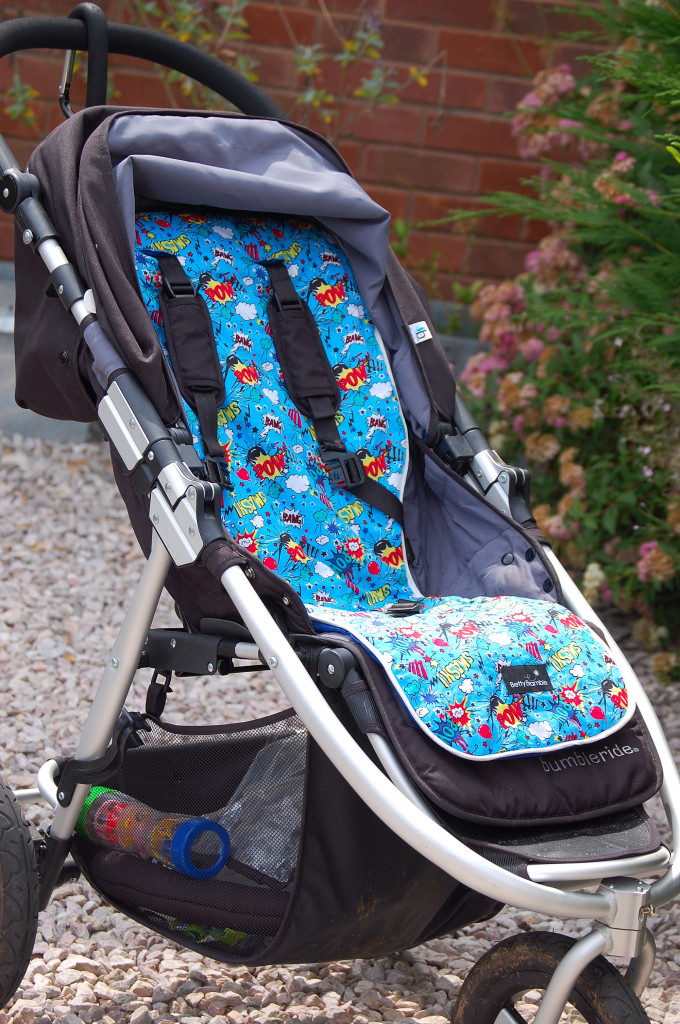 Betty Bramble pushchair liner review