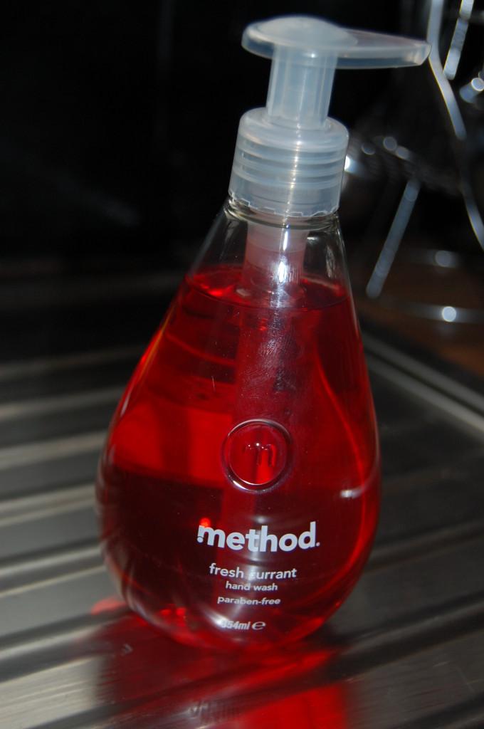 Method handwash