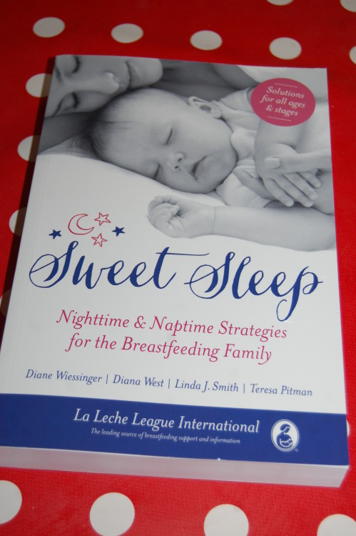 Giveaway – win a copy of 'Sweet Sleep'