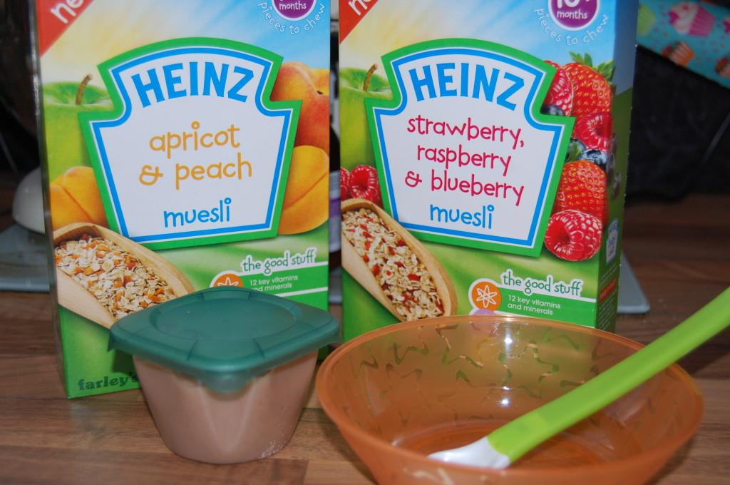 Heinz baby breakfast review