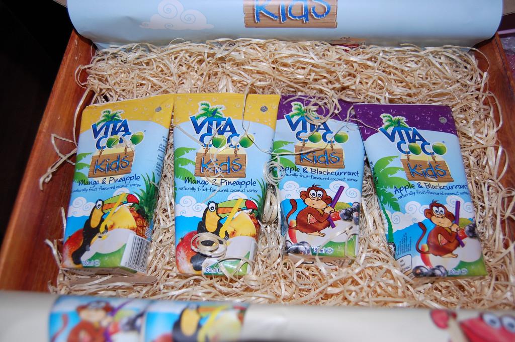 Vita Coco kids drinks