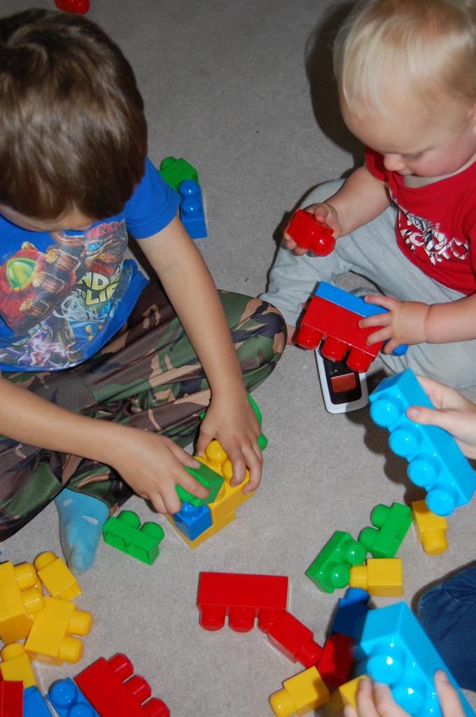 Mega Bloks First Builders review