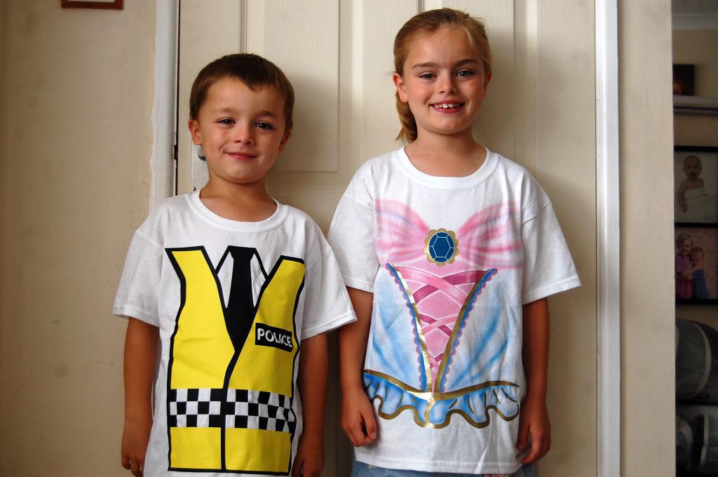 Kids tshirts review
